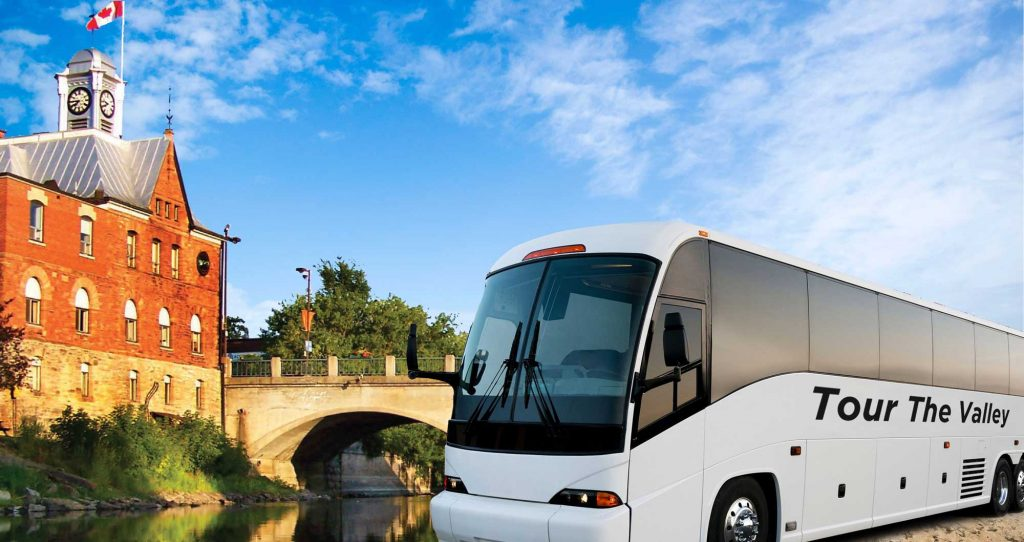 Motor Coach Bus Tours to Pembroke