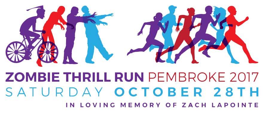Zombie Thrill Run 2017